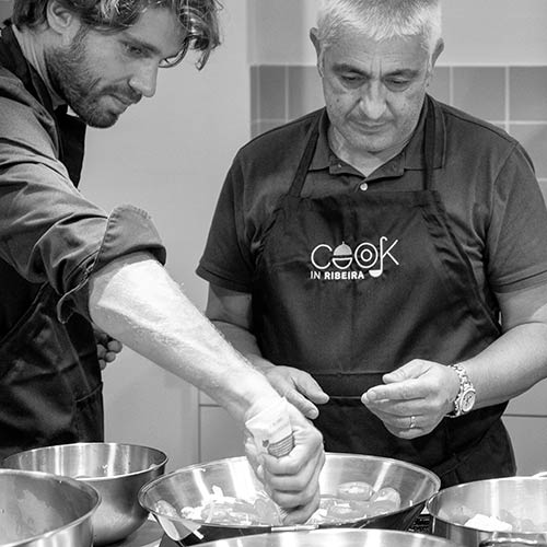 Cook Experience in Porto