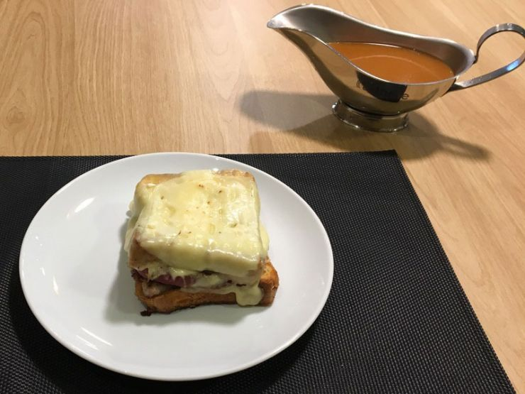 Francesinha Cooking Class In Porto
